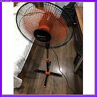 Вентилятор напольный Domotec FS 1619