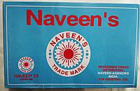 """Нитки """"Naveen's"""" белые"""
