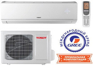 Кондиционер TOSOT GL-24WF HANSOL Winter Inverter (70 м.кв)
