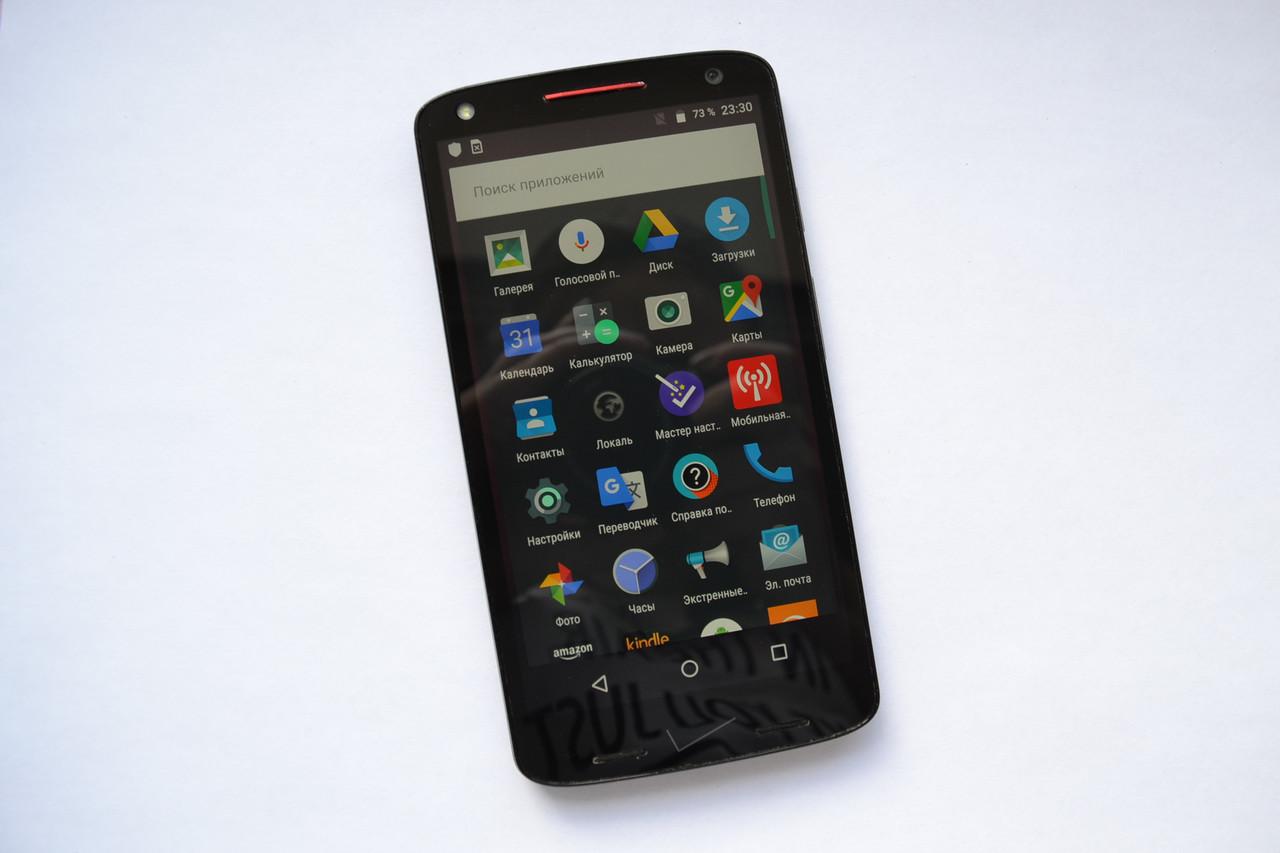 Motorola Droid Turbo 2 Black Leather XT1585 32Gb Оригинал!