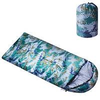 Спальный мешок 190(+30)*75см 0оС+15оС YFP546