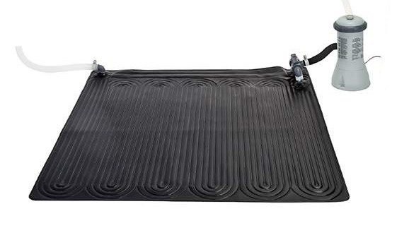 Коврик-нагреватель на солнечной энергии Intex  120х120 см (28685)