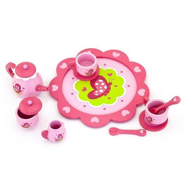 """Игрушка Viga Toys """"Чайный набор"""" (50343)"""
