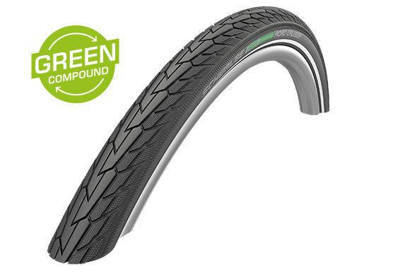 Покришка Schwalbe Road Cruiser Active K-Guard 27.5˝x1.65˝ (44-584) B/B+RT GC, фото 2