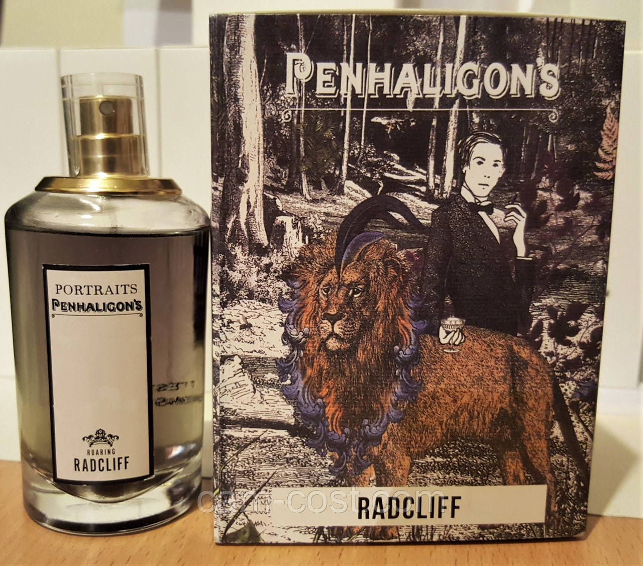 Тестер Penhaligon`s Portraits Collection Roaring Radcliff EDP 75 мл