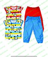 Одежда для девочек,летний костюм для девочки,комсомольский детский трикотаж,интернет магазин,кулир