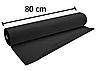 Простыни одноразовые в рулоне,  0.8Х100 м, 30 г/м2 - Черные