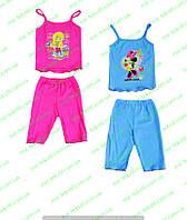 Летний костюм для девочки,интернет магазин.детская одежда от производителя,кулир