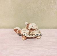 Керамическая декорация для аквариума Черепашка с506