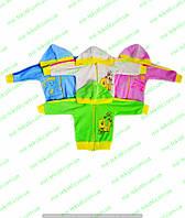 Кофточка для новорожденных с капюшоном,кофточки для малышей,одежда для новорожденных,интернет магазин,велюр