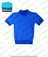 Футболка Американка для мальчика,интернет магазин,детская одежда от производителя,интерлок