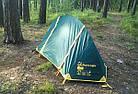 Намет Tramp Bicycle light 1 м, v2 TRT-033. Одноместная палатка для велотуризма. Намет Lightbicycle, фото 5
