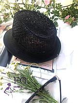 """Женская шляпка """"Мегги"""", фото 3"""