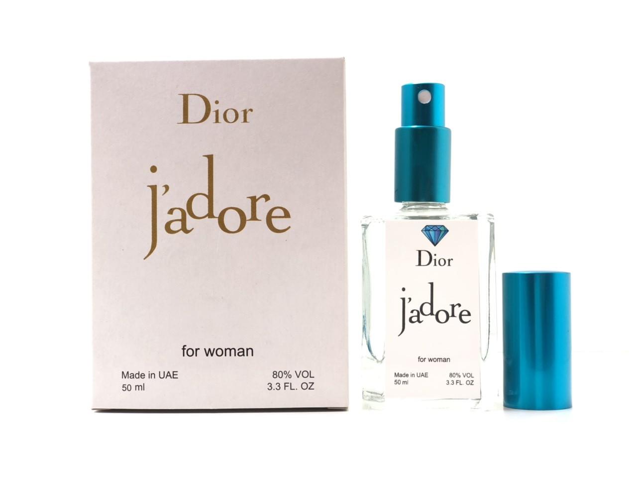 Парфюм Christian Dior Jadore (Кристиан Диор Жадор) 50 мл Diamond - реплика