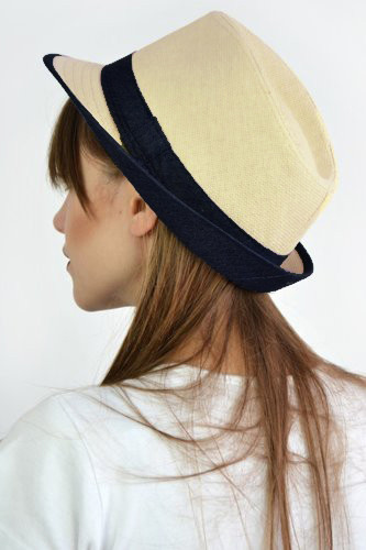 """Женская шляпка """"Берта"""""""