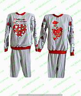 Пижама женская с начесом,женская одежда от производителя,полтавский женский трикотаж,интернет магазин,начес