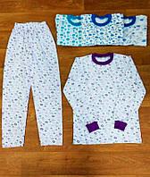 Пижама женская байковая,женская одежда от производителя,комсомольский женский трикотаж,интернет магазин,начес