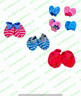 Пинетки,царапки для новорожденных,одежда для новорожденных,интернет магазин,комсомольский детский трикотаж