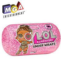 Игровой набор с куклой Лол Сер.4, Секретные месседжи в дисплее - L.O.L., Under Wraps, Eye Spy, Mga - 150253