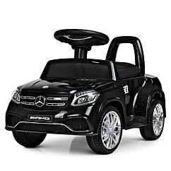 Детский электромобиль Bambi Mercedes M 4065EBLR-2 Черный