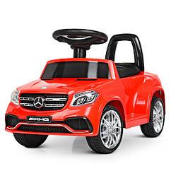 Детский электромобиль Bambi Mercedes M 4065EBLR-3 Красный