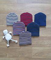 Шапка детская двойная, интернет магазин детской одежды, вязаная