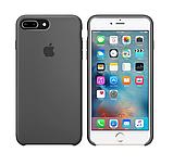 Силиконовый чехол для iPhone 7/8 plus, цвет «серый», фото 2