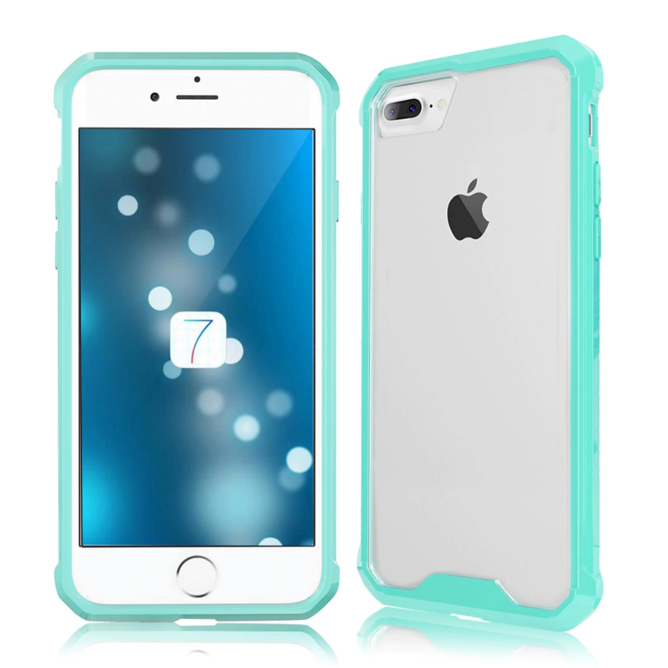 Противоударный Чехол iPhone 7 Mint Green