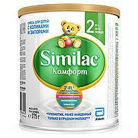Детская смесь Симилак Комфорт 2 при коликах и запорах