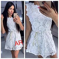Женское платье кружево, фото 1