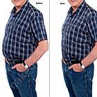 [ОПТ] Мужская корректирующая майка Slim n Lift (Слим энд Лифт), фото 5