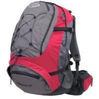 Рюкзак Terra Incognita Freerider 28 red / gray (4823081501428)