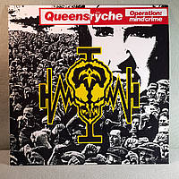 CD диск Queensrÿche - Operation: Mindcrime
