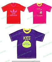 Футболка женская накатом,комсомольский трикотаж от производителя,женская одежда,интернет магазин,кулир