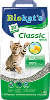 Наполнитель Gimpet Biokat's Fresh для котов, 10 л, G-613314
