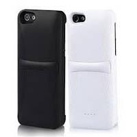 Чехол аккумулятор для iPhone 4/4S (2300 mAч литий ионный) белый