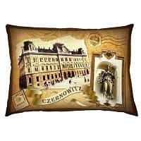 Подушка с принтом 45х32 см