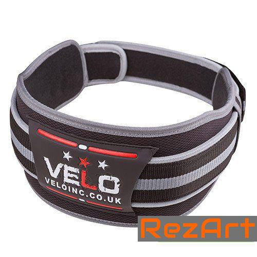 Пояс для тяжелой атлетики VELO Polyfoam 4 (размеры в ассортименте)