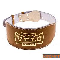 Пояс для тяжелой атлетики VELO искусственная кожа (размеры в ассортименте)