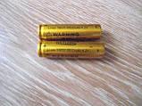 Аккумулятор Li- ion 18650 8800mAh 4.2V, 2штуки, фото 2