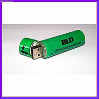 Аккумулятор 18650 с USB зарядкой 3800mAh