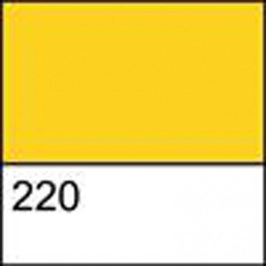 Фарба акрилова по шовку «Батік» ДЕКОЛА  жовта середня,  50мл ЗХК