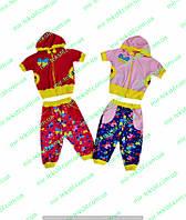 Одежда для девочек,летний костюм для девочки,комсомольский детский трикотаж,интернет магазин,стрейч кулир