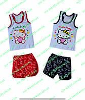Одежда для девочек,комплект летний  для девочки,комсомольский детский трикотаж,интернет магазин,кулир