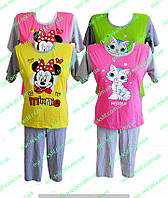 Пижама женская летняя,женская одежда от производителя,комсомольский женский трикотаж,интернет магазин,кулир