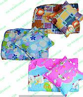 Детское одеяло для новорожденного,Детское одеяло с подушкой на синтепоне ,интернет магазин, синтепон бязь