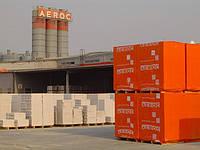 Газоблок/Газобетон AEROC (Аэрок)
