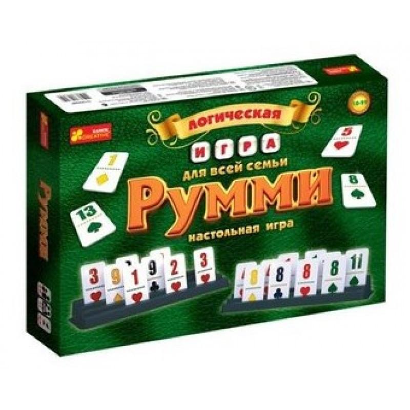 Карточные логические игры