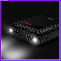 Оригинальный Power Bank Hoco B20 10000 mAh Original черный