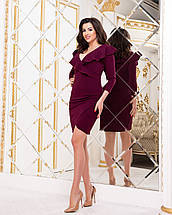 """Женское платье  с воланами """"Sindy""""  Распродажа, фото 2"""